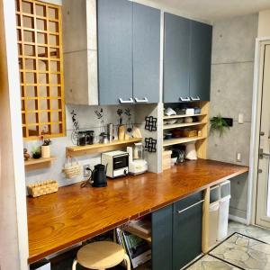【DIY】キッチン背面カウンター*天板をどうするか考察する*