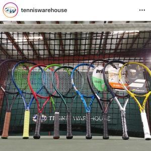 テニス一家に嫁ぐ