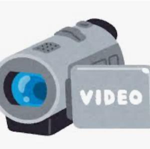 ビデオ撮影の許可