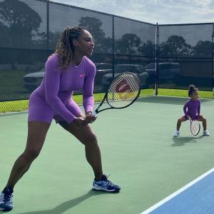 親子のテニスは似るのか