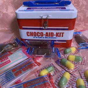 チョコエイドのボックスティン!