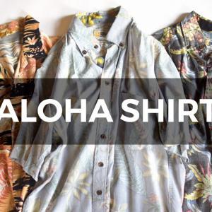 アロハシャツ | 夏の定番アロハシャツの起源と洗濯方法