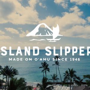 ISLAND SLIPPER | 丈夫で履き心地のよい最高のリゾートサンダル