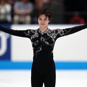 『宇野昌磨 フィギュアスケートのGPシリーズ第5戦ロシア杯 4位で終了!』
