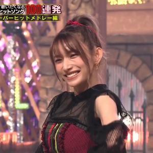 後藤真希がAKB48のセンターに 『テレ東音楽祭』#後藤真希