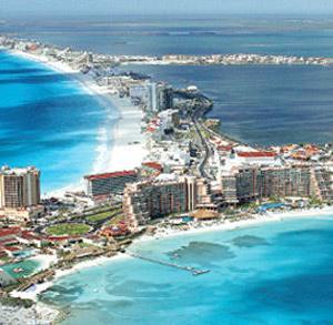 『カリブ海っていうのがなんかいいね❣ 行ってみたいメキシコ カンクン』