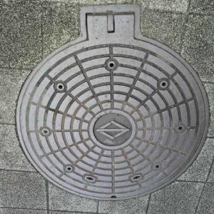 マンホール蓋 横浜市