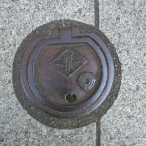 【マンホール蓋】横浜市・ハンドホール⑱