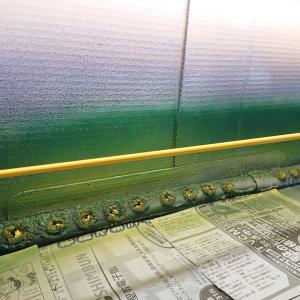 湿度と塗装