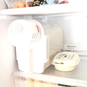 【シンプルライフ‐⑧】密閉米びつ2kg ホワイト/人気商品