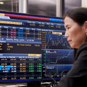 【米国株動向】インベスコ・グループ(IVZ)は市場予想を超える好決算で株価上昇