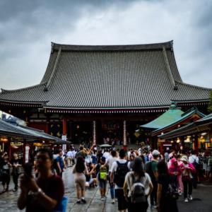 浅草寺に行ったはなし。
