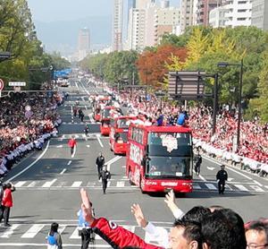 広島市とかいう明らかに失敗した都市wwww