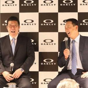 カープ佐々岡真司×金本知憲、広島のトークショーで期待の若鯉を語る!