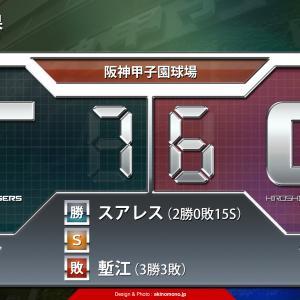 【試合結果】阪神7-6広島(13日・甲子園)/大盛2点打、ケムナ3回1失点、菊池涼介の好守…熱い試合だったが…