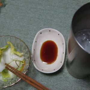 焼酎と白菜と、、、