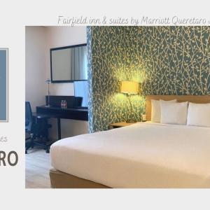 フェアフィールド・イン・アンド・スイーツ・バイ・マリオット・ケレタロ / 無料宿泊 / Suite