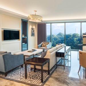 [豪華]セントレジス・クアラルンプールのスイート宿泊レビュー | The St. Regis Kuala Lumpur