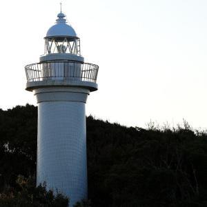 いすみ市「太東岬灯台」