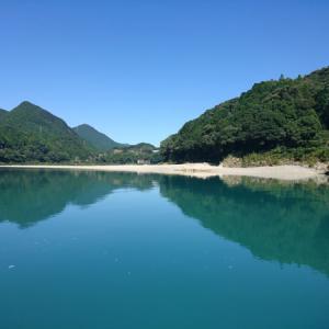 熊野川をSUPで川下り 和歌山・三重旅②