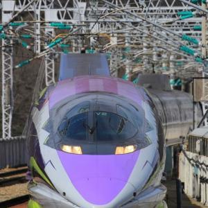 2018/03/24 今日のエヴァ新幹線