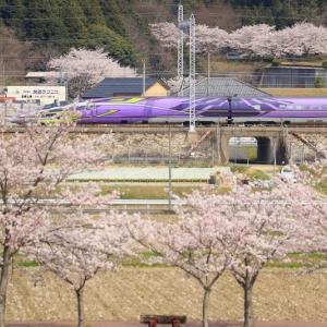 2018/04/01 今日のエヴァ新幹線
