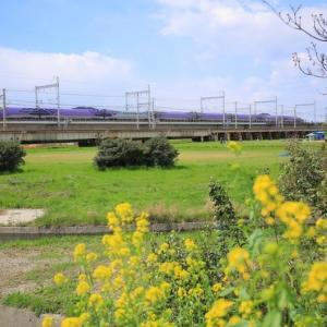 2018/04/08 今日のエヴァ新幹線