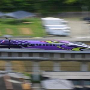 2018/05/03 今日のエヴァ新幹線