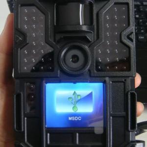 トレイルカメラ=防犯カメラ