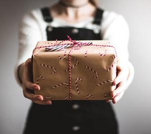 プレゼントに悩む