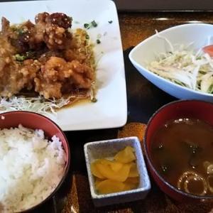 体重がド~ン、ヤバイわー ~酢鶏定食、マーボ豆腐定食~