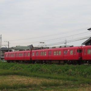 赤い電車 ~ おでん ~
