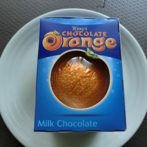 テリーズチョコレート オレンジミルク