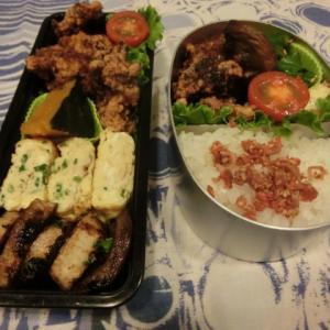 塩麴から揚げのお弁当