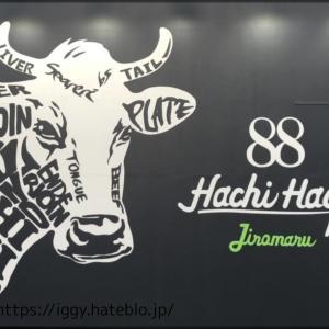 『HACHI HACHI(ハチハチ)』七輪炭火焼きの焼肉食べ放題!シンプルコースとデラックスコースを食べた感想。