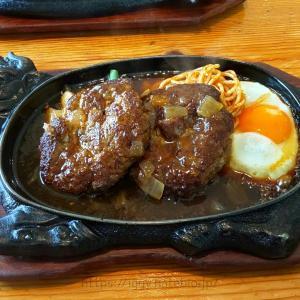【カレー&ハンバーグ ヤマト】行列のできる人気店「ダブルハンバーグ」を食べた感想【那珂川ランチ】