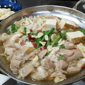 資さんうどん「新・もつ鍋」を食べた感想。1日20食限定メニュー!