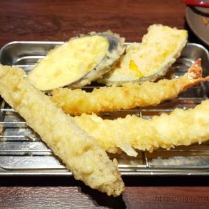 【博多天ぷら たかお】昆布明太食べ放題「たかお天定食」と「肉天定食」を食べた感想。