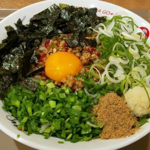 フジヤマ55の人気メニュー「台湾まぜそば」と「天神二郎ラーメン」を食べた感想【福岡天神店】