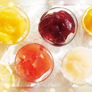 シャトレーゼ「フローズンゼリー」6種食べた感想。おすすめ冷凍スイーツ ♪