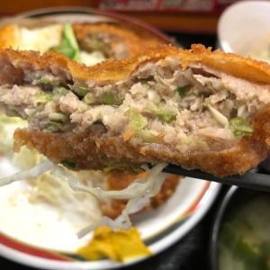 【赤兵衛】人気メニュー「餃子カツ定食」を食べた感想【福岡空港周辺グルメ】