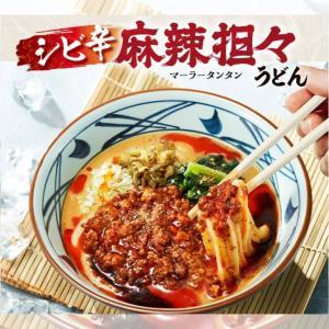 丸亀製麺「シビ辛麻辣担々うどん」を食べた感想【夏おすすめうどん】