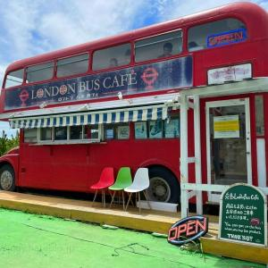 糸島ロンドンバスカフェ 人気のインスタ映えジェラート店のおすすめメニュー【口コミ】
