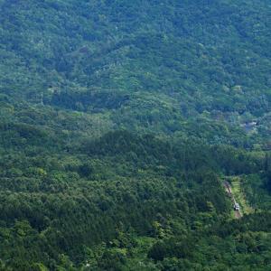 「煙の無い記憶」57 山線へ挑むキハ40を撮る