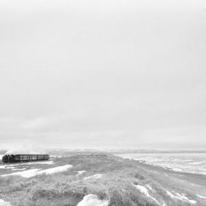 釧網本線 C58と流氷を撮る