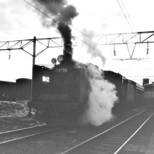 宗谷本線 C5550を旭川駅で撮る