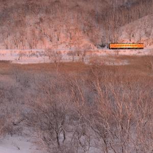 「煙の無い記憶」78 釧路湿原を行くキハ54