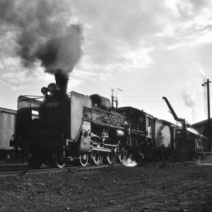 室蘭本線 苫小牧駅でC5757を撮る(2)