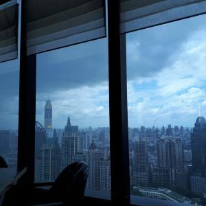 雨季の終盤が近づくバンコク空模様