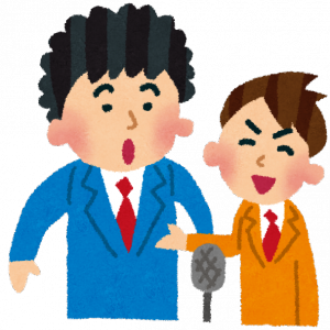 "<EXIT兼近>""過去""報道でチャラ芸を続けられる?"